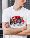 "T-shirt ""We Are Football"""