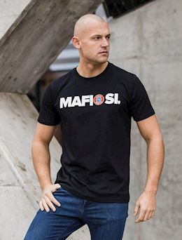 T-shirt Mafiosi Black