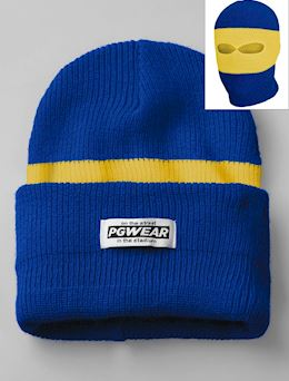 Hat Troublemaker Blue/Yellow/Blue