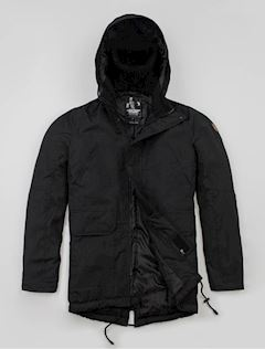 Mask Winter Jacket