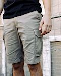 "Cargo Shorts ""Defend"" Sand"